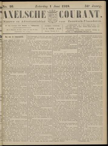 Axelsche Courant 1918-06-01