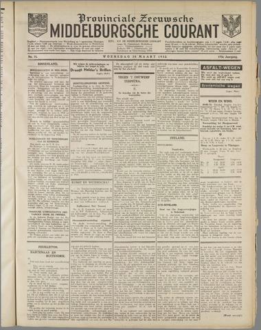 Middelburgsche Courant 1932-03-30