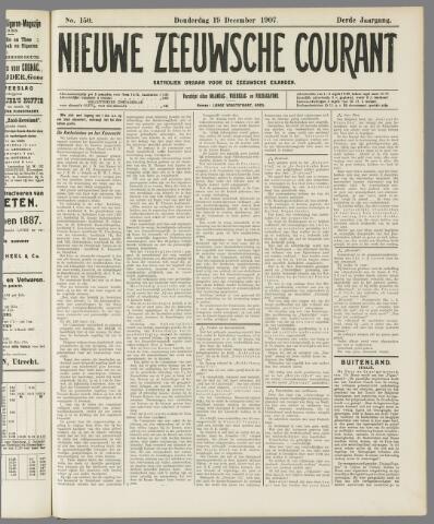 Nieuwe Zeeuwsche Courant 1907-12-19