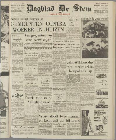 de Stem 1963-09-14