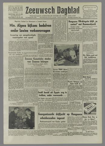 Zeeuwsch Dagblad 1956-12-08
