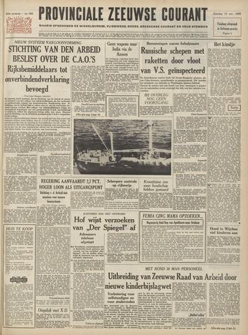 Provinciale Zeeuwse Courant 1962-11-10