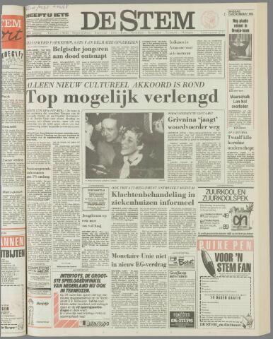 de Stem 1985-11-19