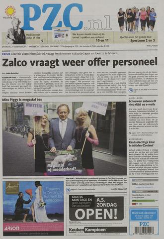Provinciale Zeeuwse Courant 2011-09-24