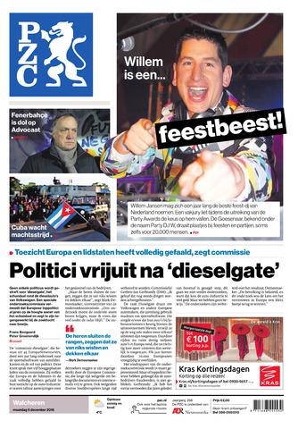 Provinciale Zeeuwse Courant 2016-12-05