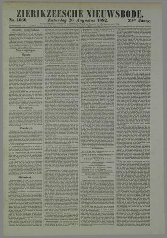 Zierikzeesche Nieuwsbode 1882-08-26