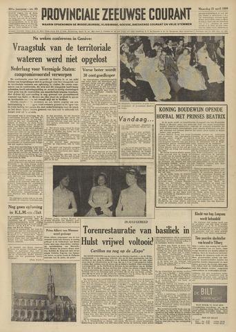 Provinciale Zeeuwse Courant 1958-04-21