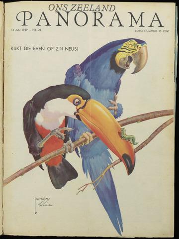 Ons Zeeland / Zeeuwsche editie 1939-07-13