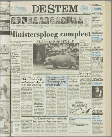 de Stem 1982-11-03