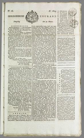 Zierikzeesche Courant 1824-03-30