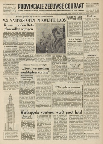 Provinciale Zeeuwse Courant 1961-03-31