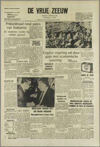 de Vrije Zeeuw 1966-10-05