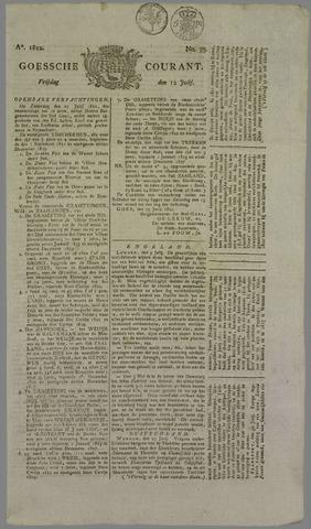 Goessche Courant 1822-07-12