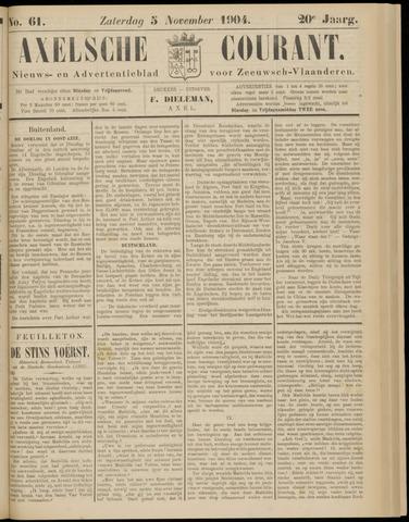 Axelsche Courant 1904-11-05
