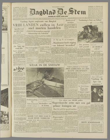 de Stem 1955-02-23