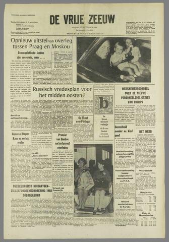 de Vrije Zeeuw 1968-09-27