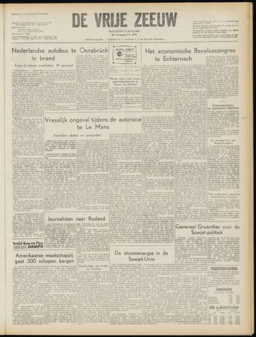 de Vrije Zeeuw 1955-06-13