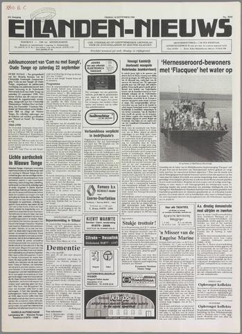 Eilanden-nieuws. Christelijk streekblad op gereformeerde grondslag 1990-09-14