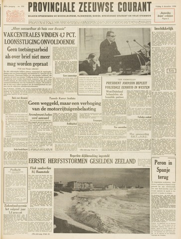 Provinciale Zeeuwse Courant 1964-12-04