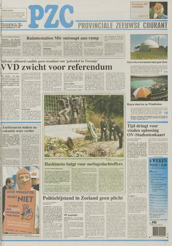 Provinciale Zeeuwse Courant 1997-06-26