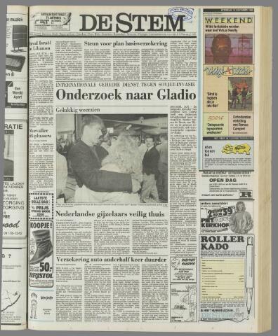 de Stem 1990-11-10