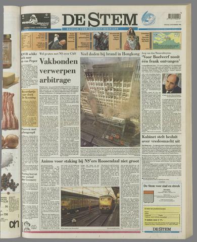 de Stem 1996-11-22