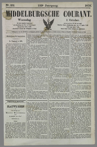 Middelburgsche Courant 1879-10-01