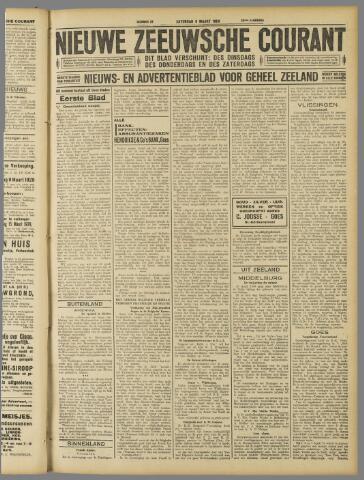 Nieuwe Zeeuwsche Courant 1929-03-09