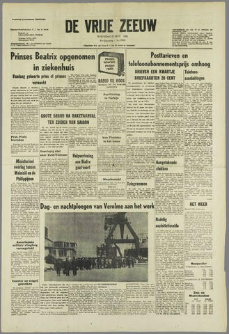 de Vrije Zeeuw 1968-09-25