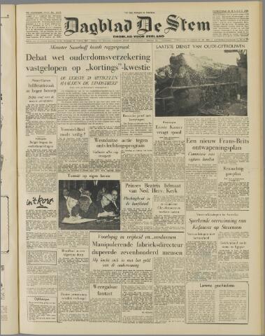de Stem 1956-03-22