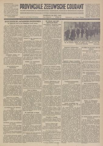Provinciale Zeeuwse Courant 1941-12-30