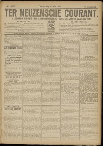 Ter Neuzensche Courant. Algemeen Nieuws- en Advertentieblad voor Zeeuwsch-Vlaanderen / Neuzensche Courant ... (idem) / (Algemeen) nieuws en advertentieblad voor Zeeuwsch-Vlaanderen 1916-05-11