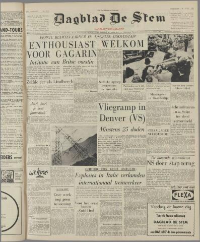 de Stem 1961-07-12