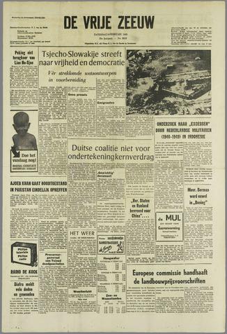 de Vrije Zeeuw 1969-02-08
