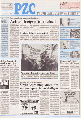 Provinciale Zeeuwse Courant 1990-01-18