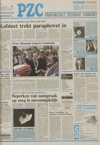 Provinciale Zeeuwse Courant 1991-11-15