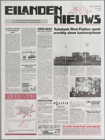 Eilanden-nieuws. Christelijk streekblad op gereformeerde grondslag 2000-10-06