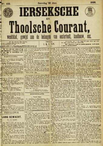 Ierseksche en Thoolsche Courant 1893-06-10