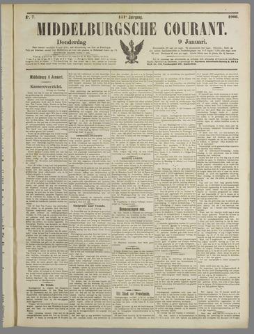 Middelburgsche Courant 1908-01-09