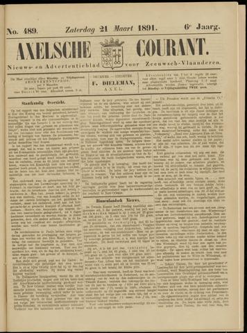 Axelsche Courant 1891-03-21