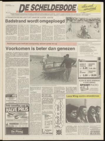 Scheldebode 1990-09-20