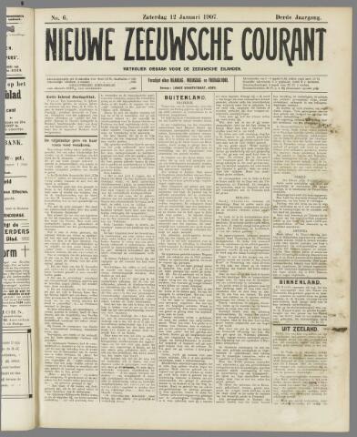 Nieuwe Zeeuwsche Courant 1907-01-12