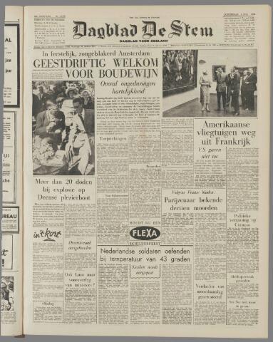 de Stem 1959-07-09