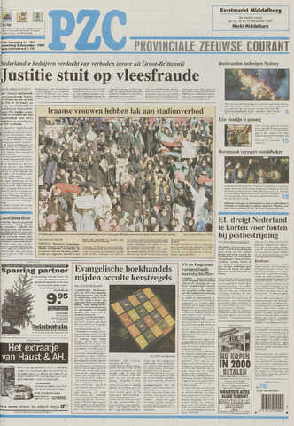 Provinciale Zeeuwse Courant 1997-12-03