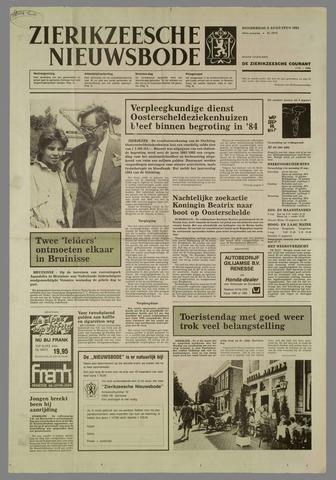 Zierikzeesche Nieuwsbode 1985-08-08