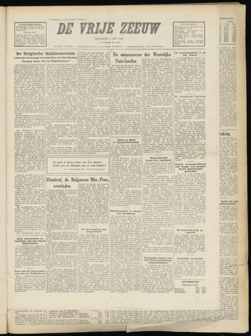 de Vrije Zeeuw 1949-07-04