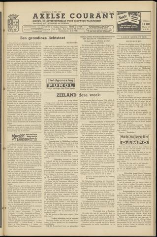 Axelsche Courant 1959-05-09