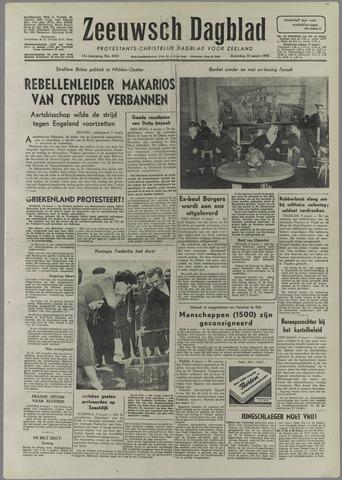 Zeeuwsch Dagblad 1956-03-10