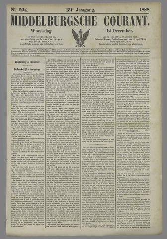 Middelburgsche Courant 1888-12-12