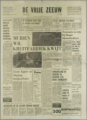 de Vrije Zeeuw 1972-12-09
